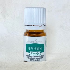 Young Living - Peppermint Vitality EO (5ml)